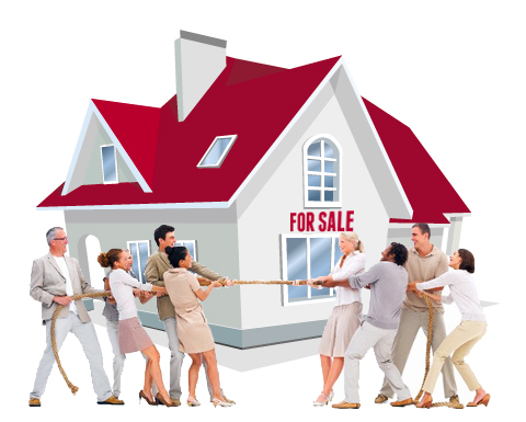 How to deal with Real Estate Bidding wars