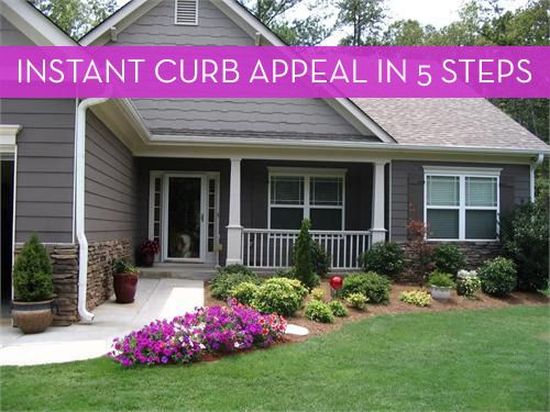 increasing-curb-appeal-of-home