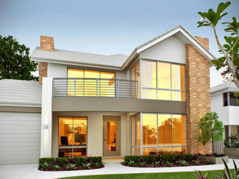 Dont Forget about the Exterior when designing your home ...